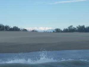 jeser sur la plage