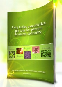 couverture livre huiles essentielles 3D