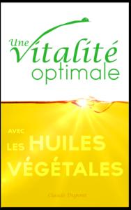 Couverture Une vitalité optimale avec les huiles essentielles