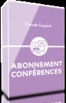 Conference Abonnement Produit list site